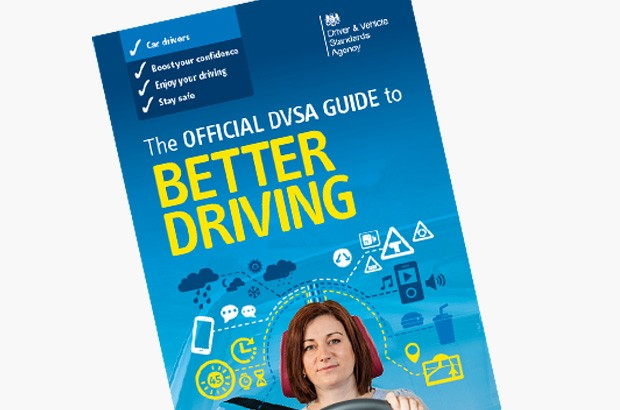 better driving book cover
