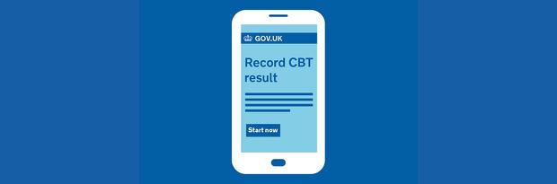 CBT digital service