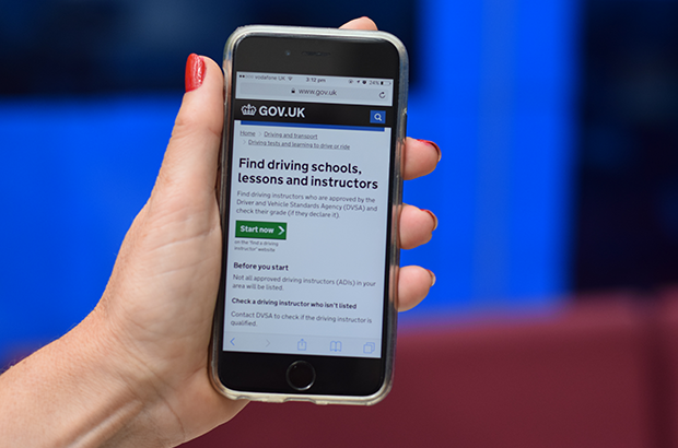 Find your nearest driving instructor