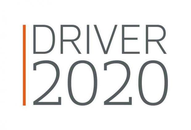 Driver 2020 logo